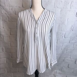 Striped Timing Tunic